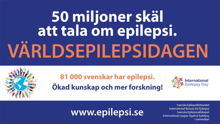 81 000 svenskar har epilepsi