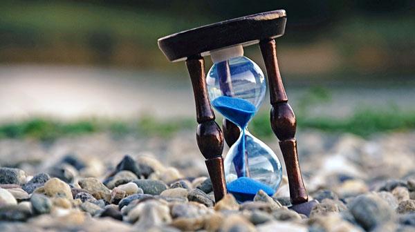 ett timglas