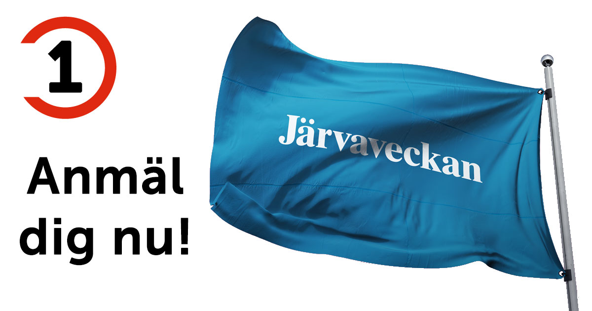 Anmäl dig Järvaveckan!